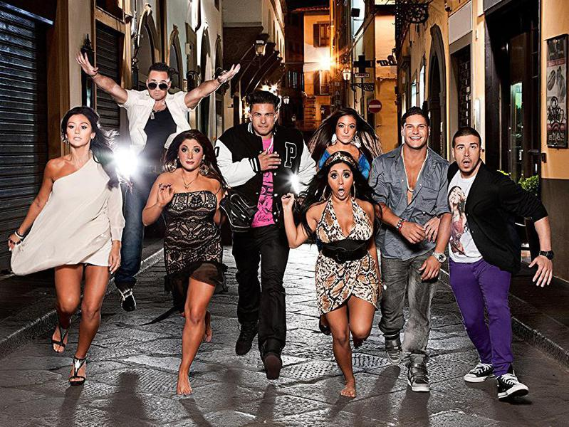 """The cast of """"Jersey Shore"""" reportedly got paid up to $25,000 for in-person appearances."""