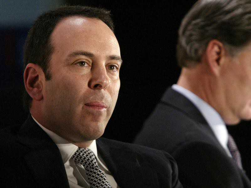 Edward Lampert and Alan Lacy