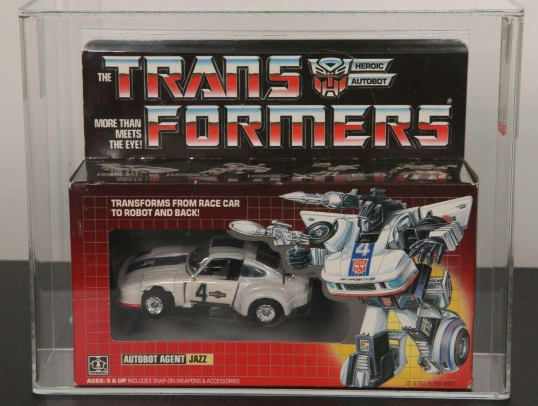 Transformers G1 Jazz