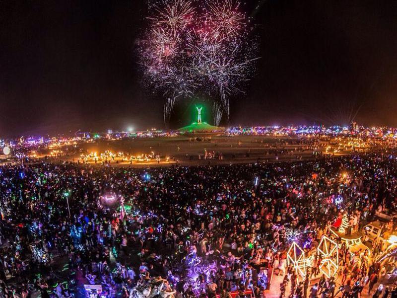 Burning Man Values