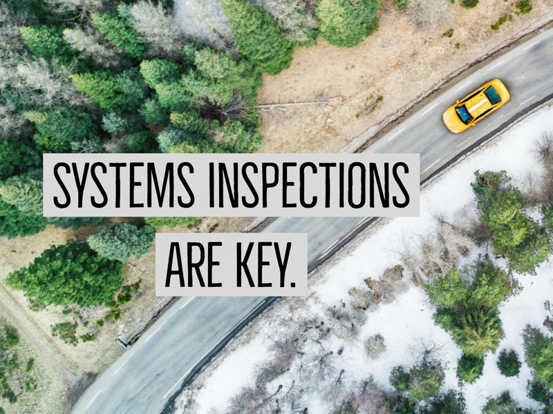 Systems Inspections