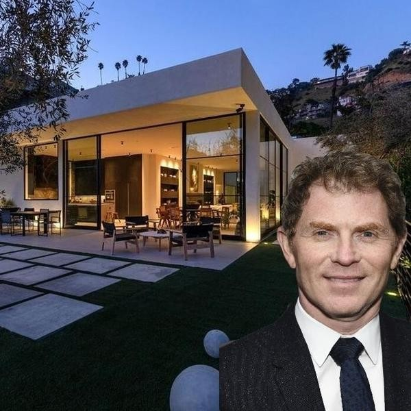 Inside Chef Bobby Flay's New Los Angeles House