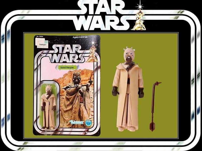Sand People figurine (1978)