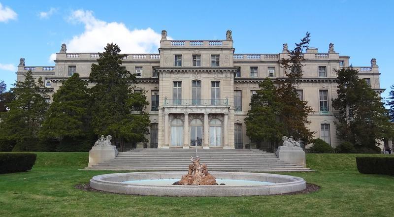 Shadown Lawn/Woodrow Wilson Hall