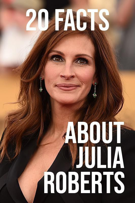 Pretty Successful 20 Facts About Julia Roberts S Amazing