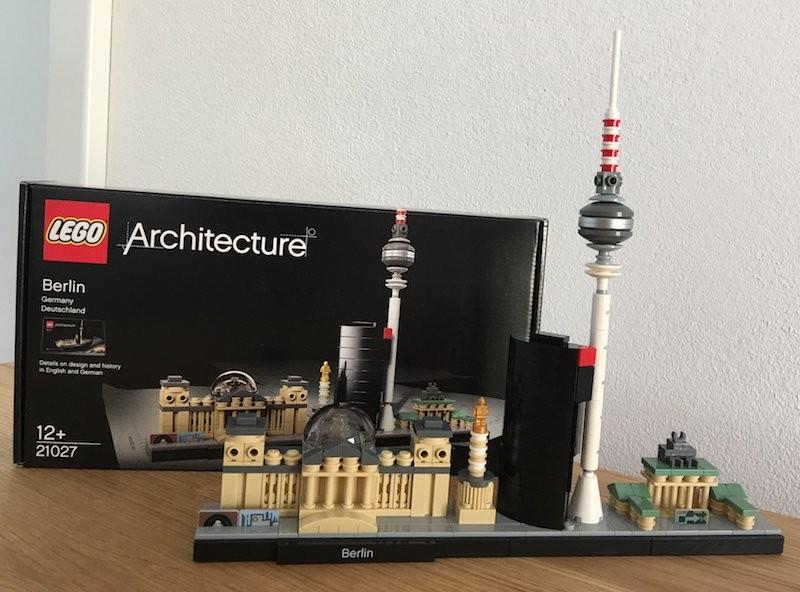 Lego Berlin set