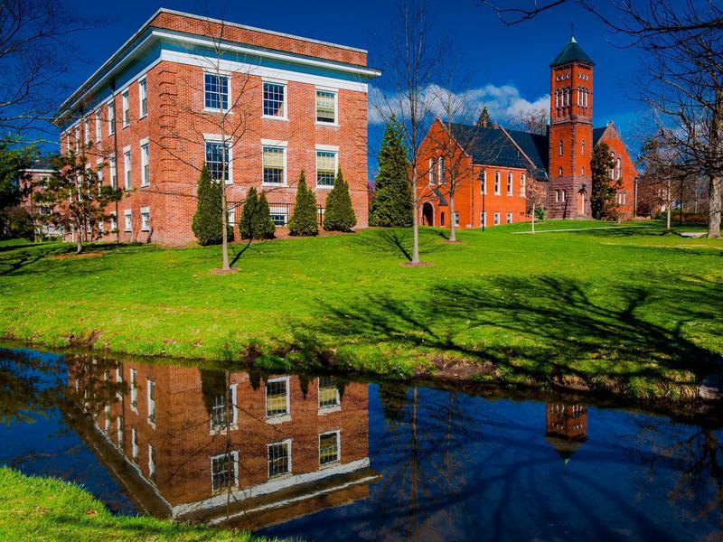 Gettysburg College in Pennsylvania