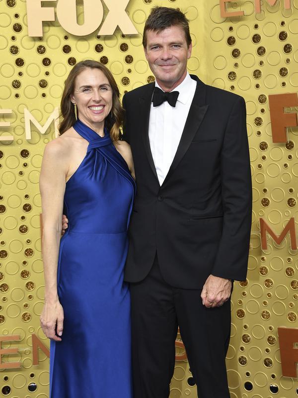 Morgan Sackett and Lara Sackett