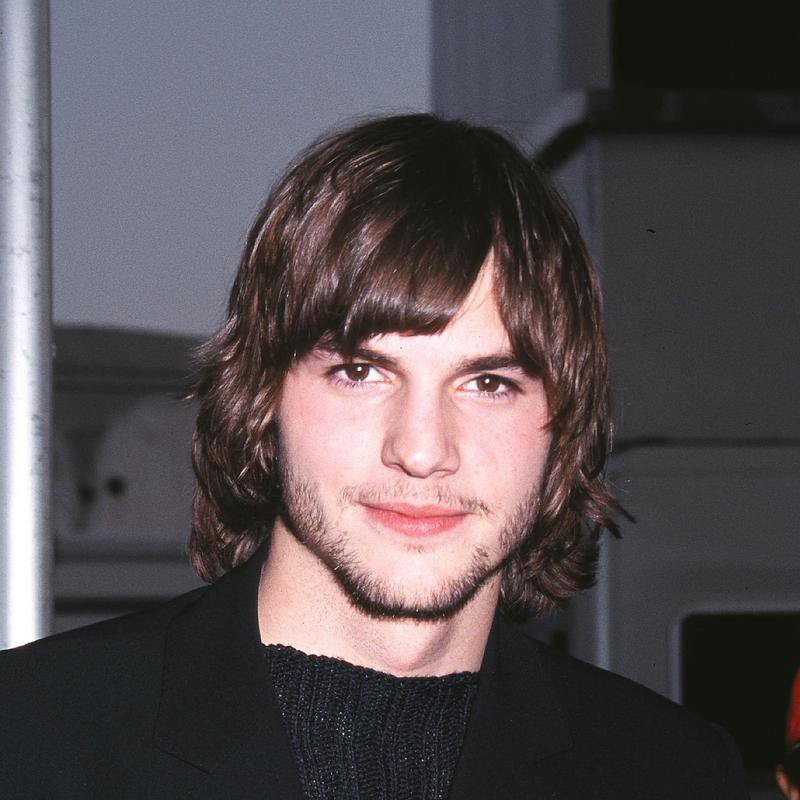 Ashton Kutcher in 2002