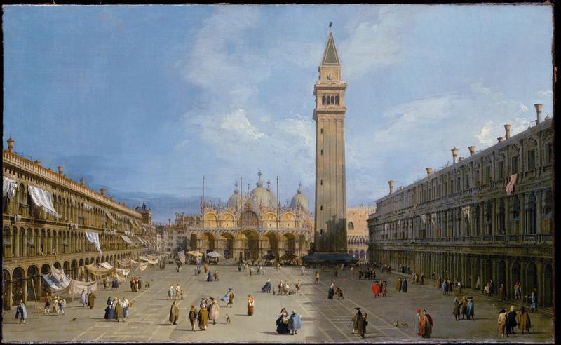 """Piazza San Marco"""