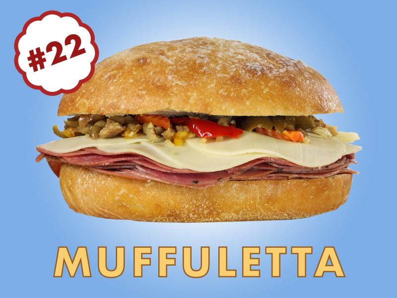 Muffuletta