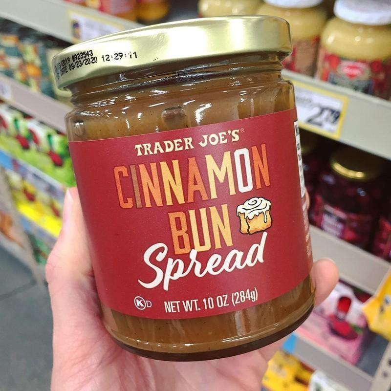 Cinnamon Bun Spread