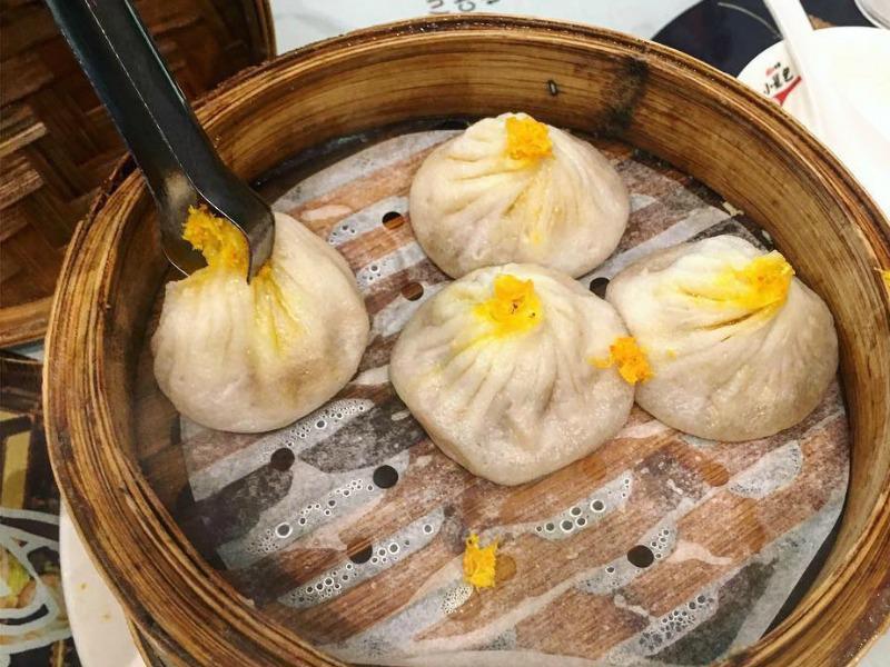 Dumplings at Yu Garden Dumpling House in Flushing