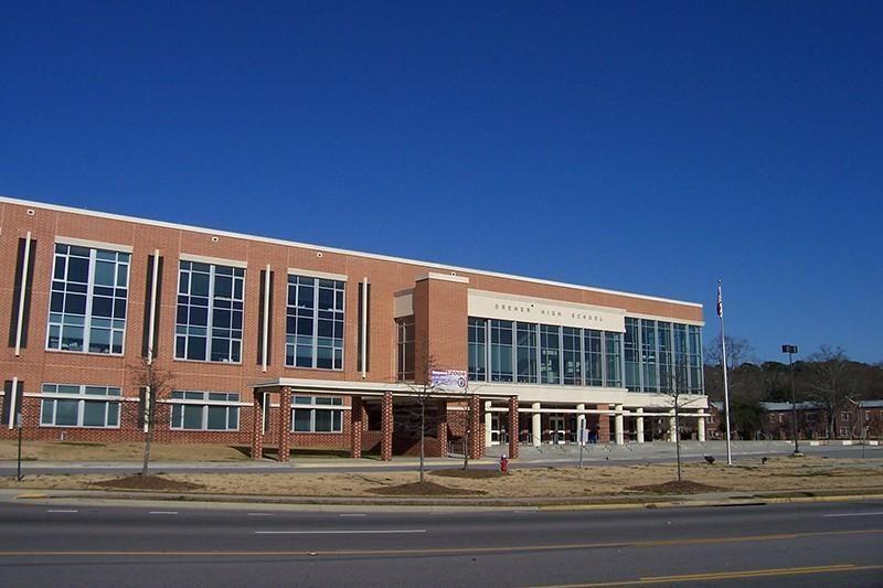Dreher High School in South Carolina