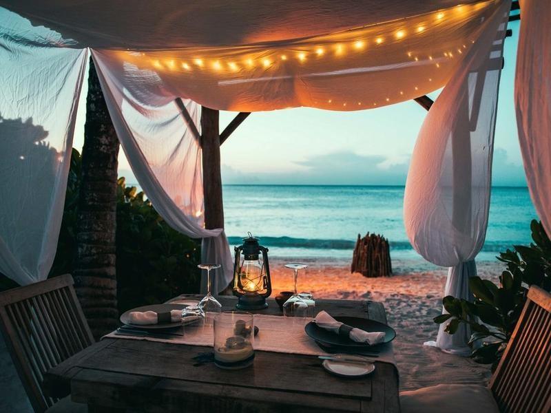 Luxury eco resort in Zanzibar, Tanzania