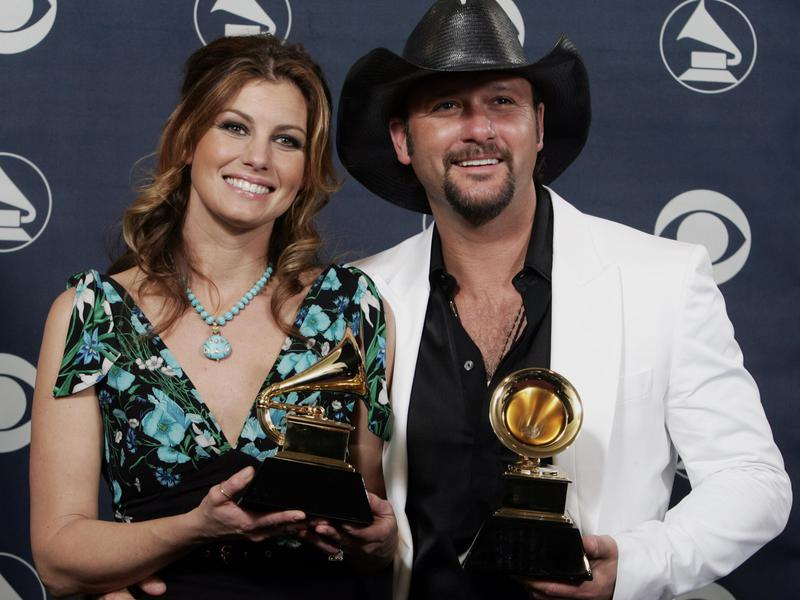 Faith Hill and Tim McGraw 2006