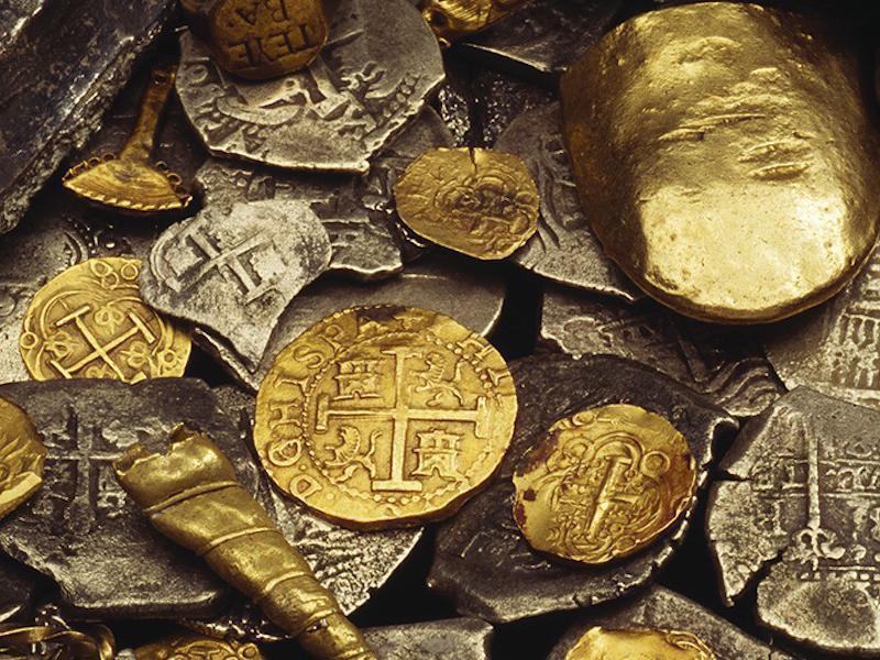 Whydah artifacts