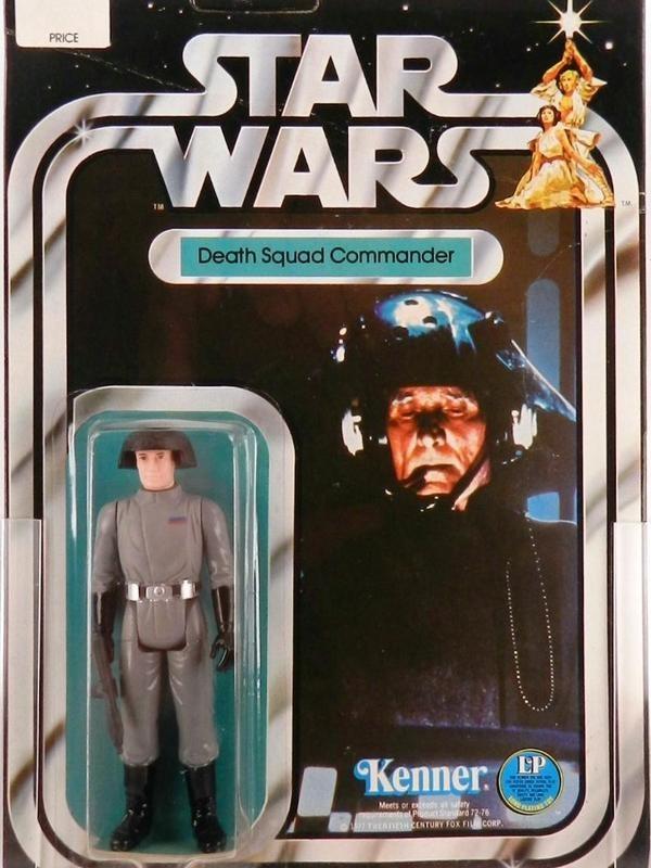 Death Squad Commander (1978)