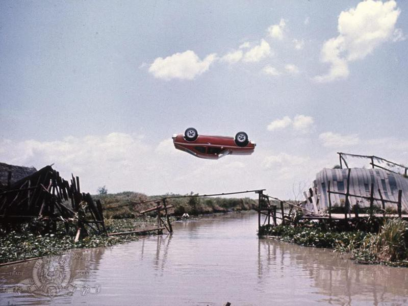 007 Performing an Aerial Car Stunt