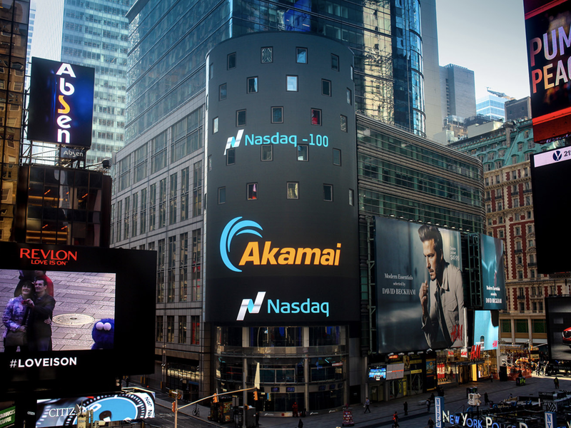Red Swoosh was acquired by Akamai