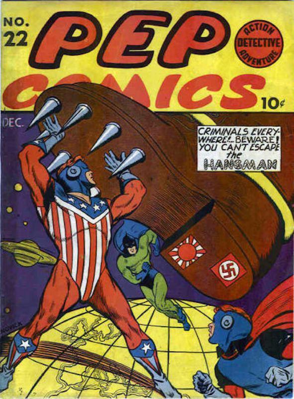 Pep Comics No. 22