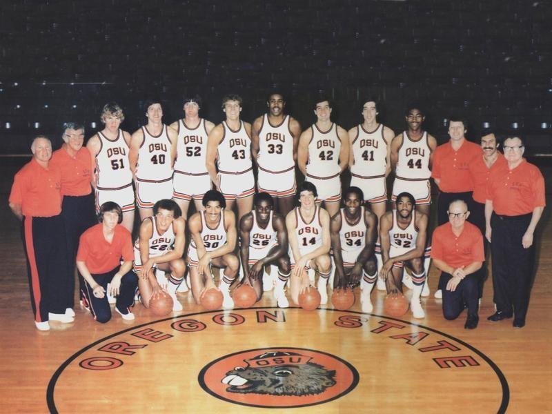 1980-81 Oregon State men's basketball team