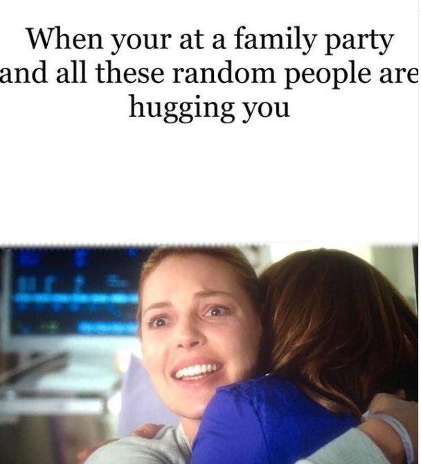 Second cousins meme