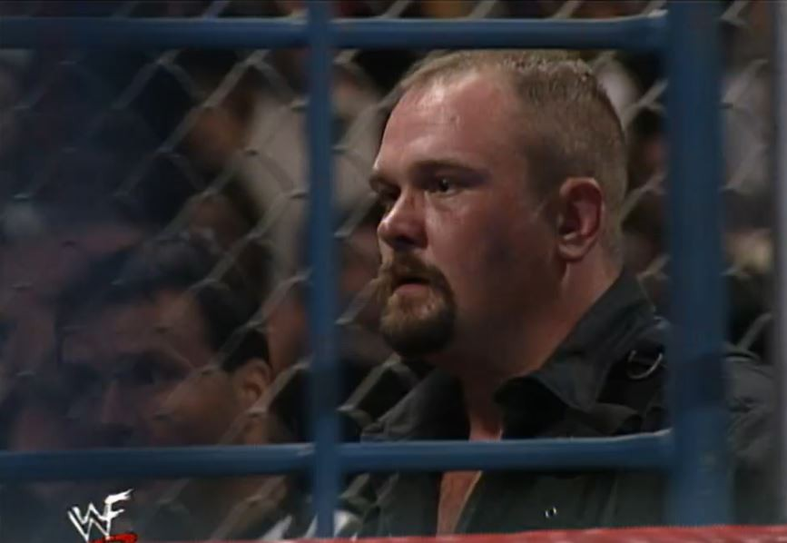 Big Boss Man in the Kennel From Hell