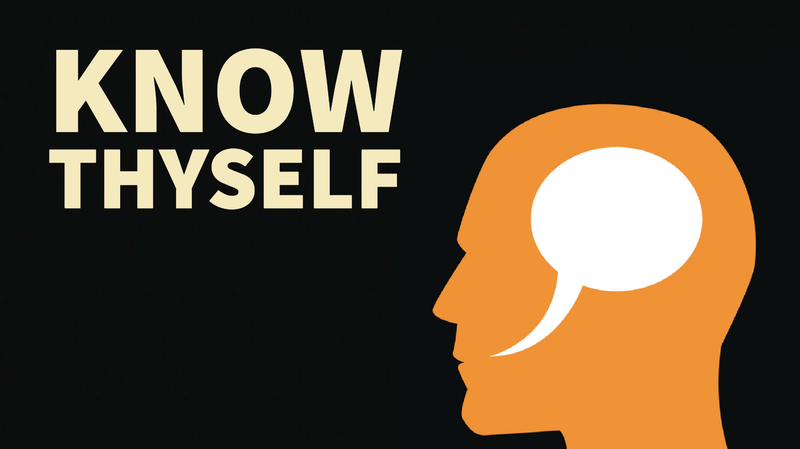 Know thyself in a negotiation