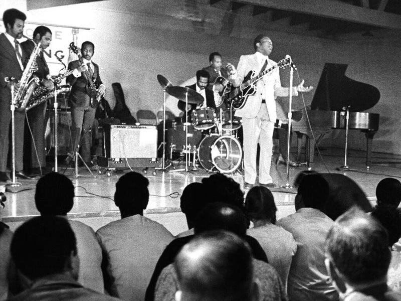 B.B. King Live in the Cook County Jail