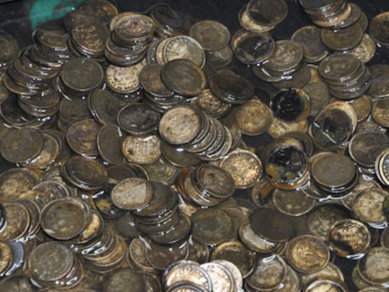 Central America treasure