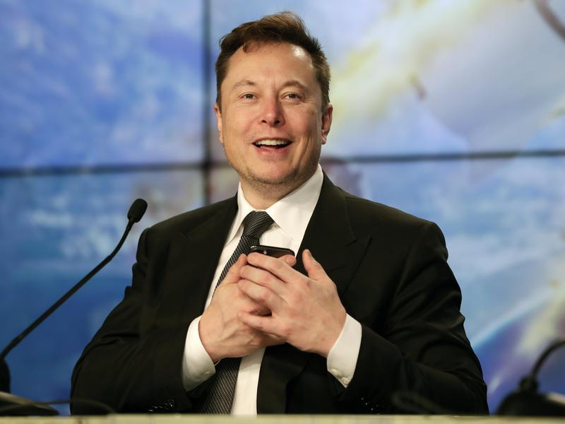Elon Musk Tesla Motors SpaceX
