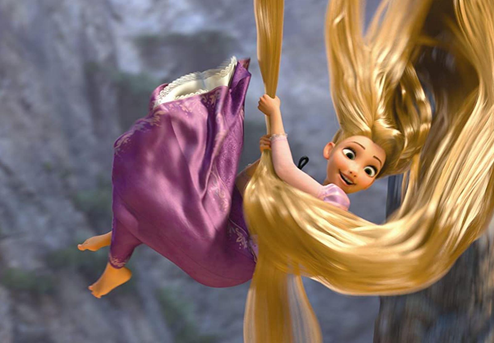 "Rapunzel in ""Tangled"" (2010)"