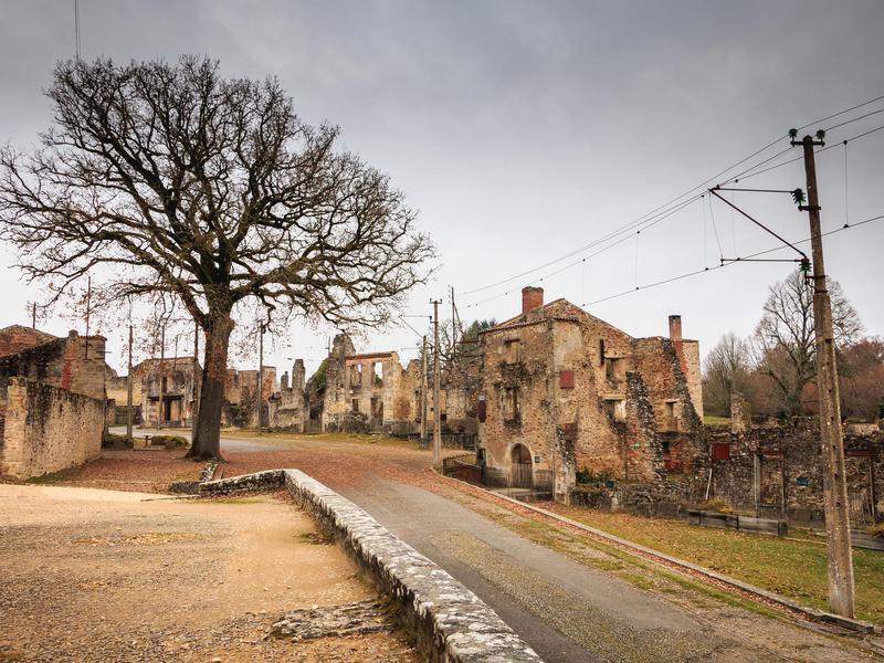 The Village of Oradour-sur-Glane
