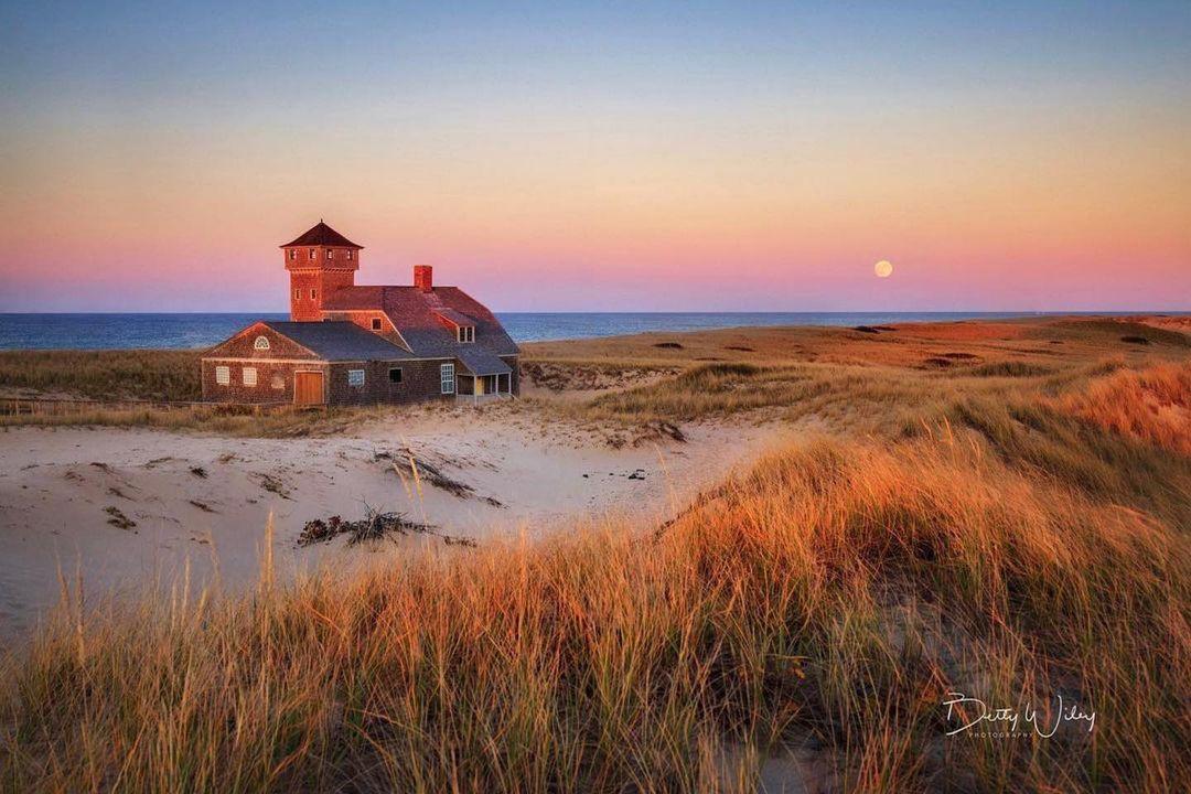Beach house in Provincetown, Massachusetts