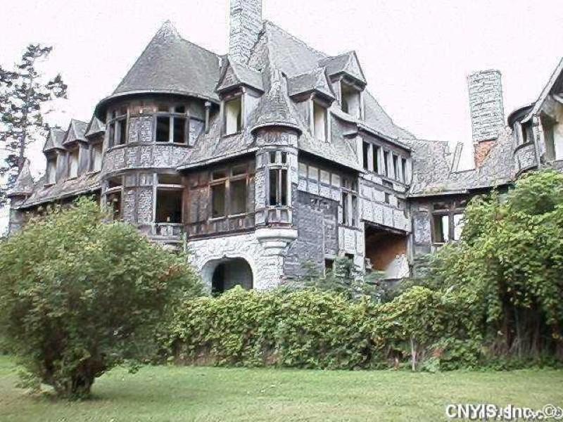 Castle of Carleton Island