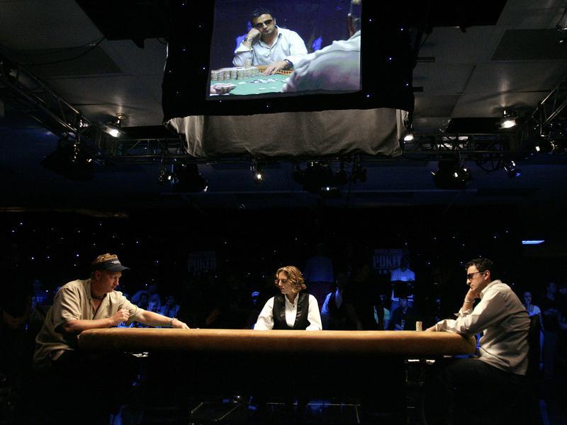 World Series of Poker finalists