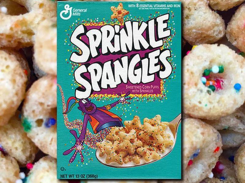 Sprinkle Spangles