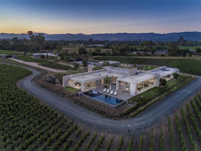 Butler vinyard