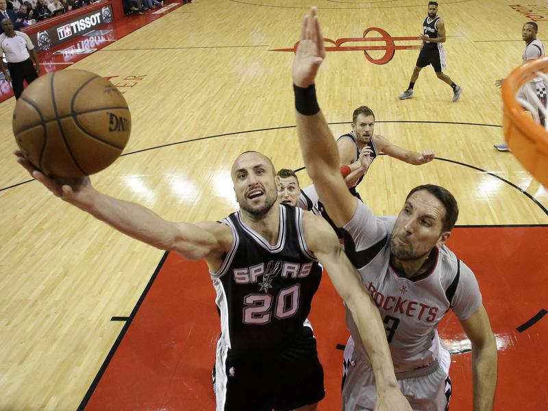 Manu Ginobili Stats and NBA Legacy