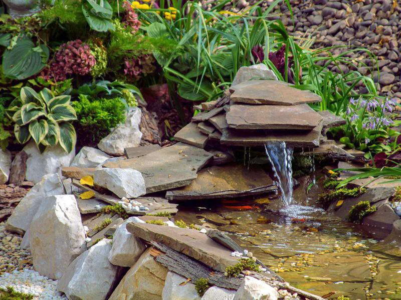 Add a Water Feature