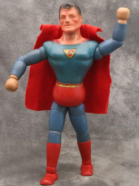 Original Superman Action Figure
