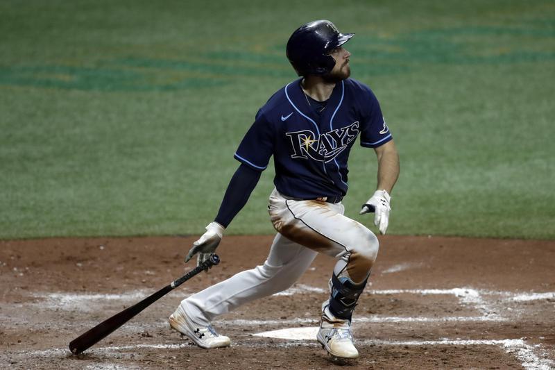 Braves Rays Baseball