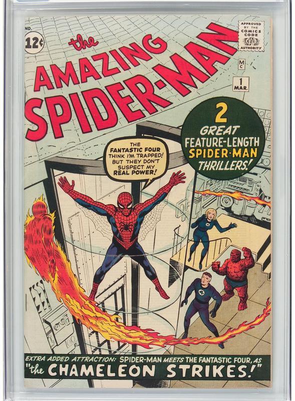 Amazing Spider-Man No. 1