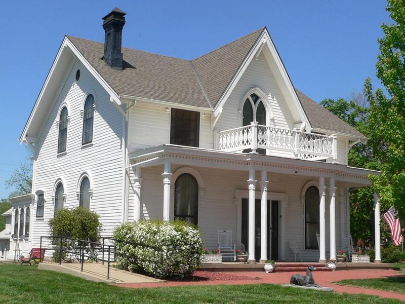 Amelia Earhart Home