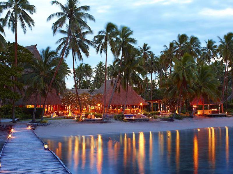 Jean-Michel Cousteau Fiji Resort