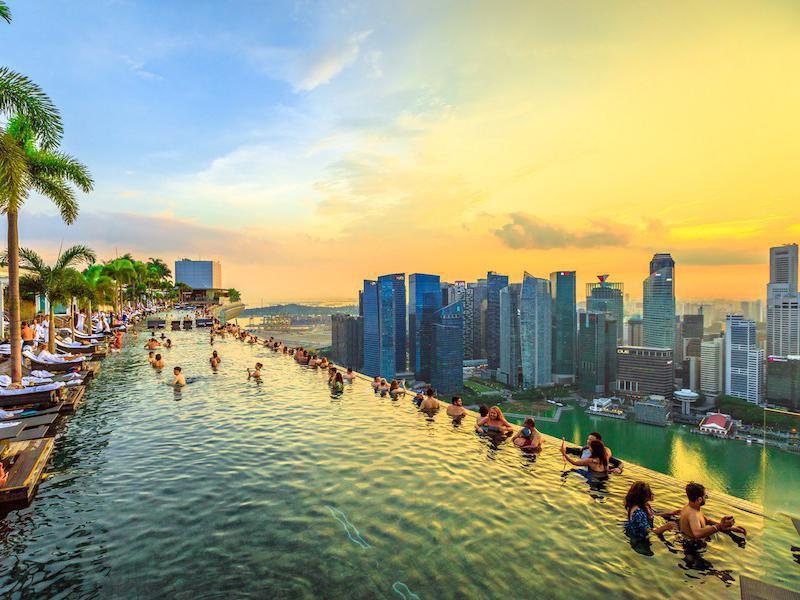 Sands Marina Bay Hotel