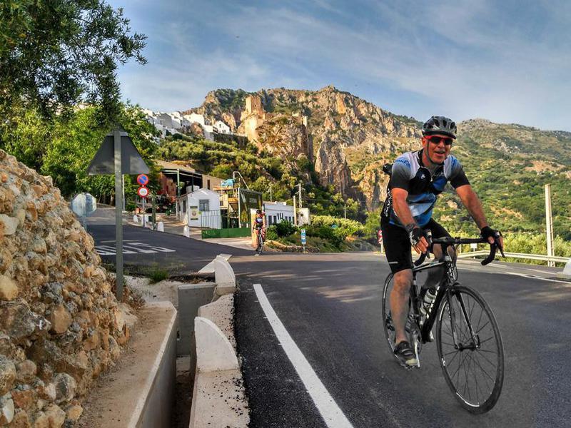Malaga to Seville - Spain Bike Tour