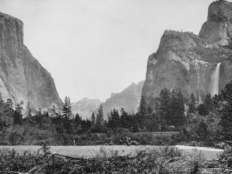 Yosemite - Past