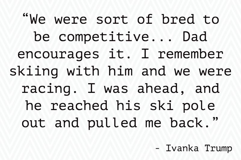 Ivanka Trump Quote